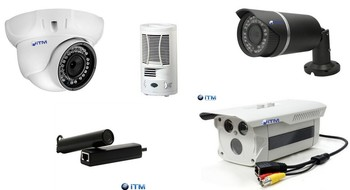 collection of iTM Cameras